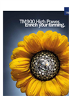 Model TM900 - High Power Tractor Tires- Brochure