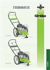 HWT 550 TILT - Trimmer - Wheeled Trimmers Brochure