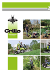 Model X Trimmer - Wheeled Trimmer Brochure