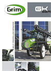 Model GK Rice - Self-Propelled Sprayer Brochure