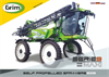 Model 9 Maxi Series - Self Propelled Sprayers - Brochure