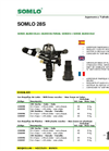 SOMLO - Model 28S - Plastic Sectoral Sprinkler Brochure