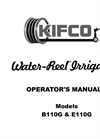 Kifco - Model B110G & E110 - Water-Reels - Manual