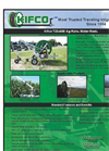 Ag-Rain - Model T25x750 - Water-Reels Brochure