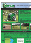 Kifco - Model E110 - Water Reels Brochure