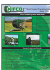 Ag-Rain - Model T30x660 & E30x660 - Water Reels Brochure