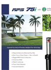 K-Rain - Model RPS75i - Rotor With Intelligent Flow Control - Brochure