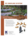 K-Rain - Model PC - Dripline System Brochure