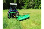 Model AGF-140 - Heavy Verge Flail Mower