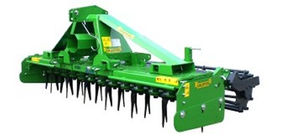 King - Power Harrow