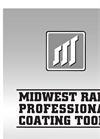 Midwest Rake - Professional Coating Tools Brochure