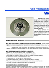 Weasler - Model VRS - Torsional Dampers Datasheet