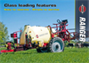 RANGER - Trailed Trailer Sprayer Brochure