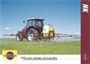 Model NK Series - Liftmounted Sprayer Brochure