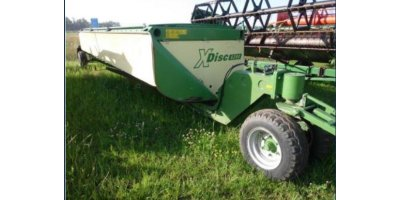 Krone  - Model X-Disc 6200 - Silage Green Crop Chopper
