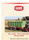 Model SLW - Large Volume Silage Trailers Brochure