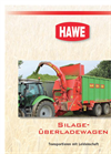 Model SUW - Silage Field Transfer Trailers Brochure