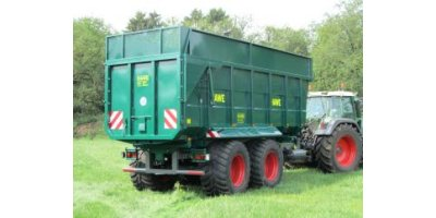 Model MK/ZK - Dumper Trailers