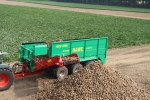 Model RUW - Sugar Beet Field Transfer Trailers