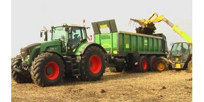 Model DST - SW - Farmyard Manure Spreaders