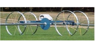 Crop King - Model 10.5 Horsepower - Wheel Move System