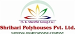 Marathehouse - Model MAXXIVENT - Polyhouse/Greenhouse/Shade-net houses starting from 1500Sq.Mtrs