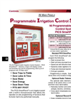 SmartPanels - Programmable Irrigation Control Systems Brochure