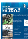 Orbit - Model Trac II - Combine Reel-Auger Gap Brochure