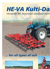 Kulti-Dan - Flexible Seedbed Harrow Brochure