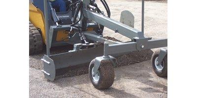 Model SSGB-8B - Skid Steer Grader Blade