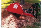 SmoothCut - Model SG - PTO Powered Stump Grinders