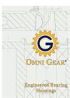 Omni Gear - MDH-45 - Overhung Load Adaptor Brochure
