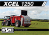 Model XCEL - Rear Discharge Manure Spreaders Brochure