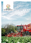 Terra Dos - Model T4-40 - 3-Axels Beet Lifting Machine-Brochure