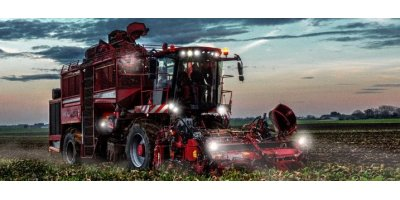 Holmer Terra Dos - Model T4-30 - Beet Harvester