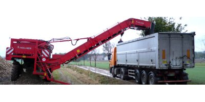 Model RRL  - Sugar Beet Cleaner and Loader