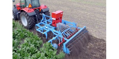 ZIBO  - Pneumatic Sowing Machine with Air Support