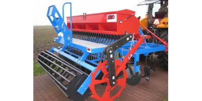 ZIBO - Model XL 500 L. - Seed Drills