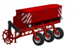 ZIBO  - Model ZZ2602    - Fertilizer Units