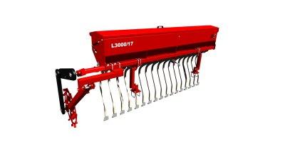 ZIBO  - Model 330L - Seed Drills