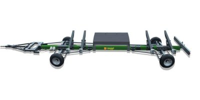 4-Wheel-Turn-Header Trailer