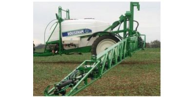 Househam  - Model 3000 and 4000 litre - Trailed Sprayers