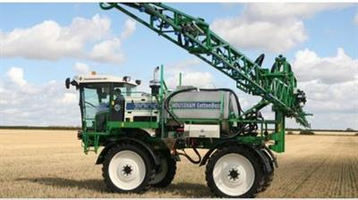Househam - High Clearance Self-Propelled Sprayer