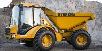Model 912E / 912ES/ 912HM - Articulated and Compact Dump Trucks