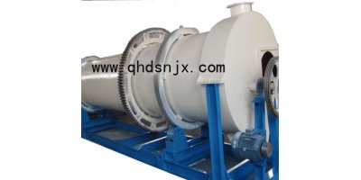 Q.H.D. - Organic Fertilizer Granulation Machine