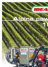 Alpine Power - Model 150 - Sprayer Brochure