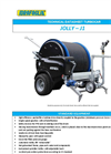 Turbocar Jolly - Model J1 - Irrigation Systems Brochure