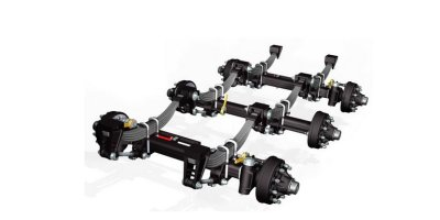 Tandem and Tridem Mechanical Suspensions