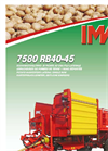 Model 7580 RB40 45 - Potato Harvesters- Brochure