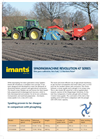 Sandy Loam - Model 38SX Series - Spading Machine Brochure